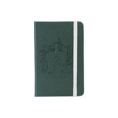 Mini Slytherin Crest Notebook