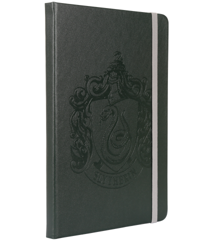 Embossed Notebook Slytherin
