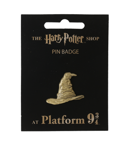 Sorting Hat Pin Badge