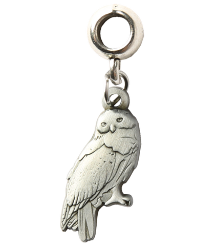 Sterling Silver Hedwig Clip Charm