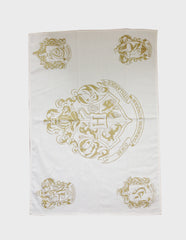 Tea-Towel Large Crests