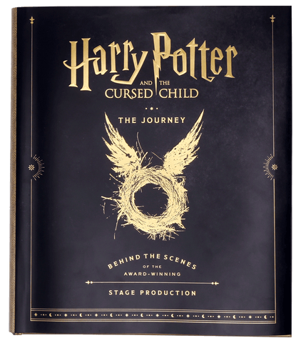Harry Potter And The Cursed Child: The Journey (Hardback)