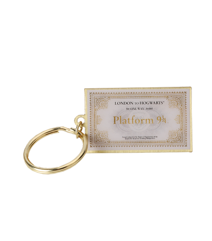 Ticket Keyring