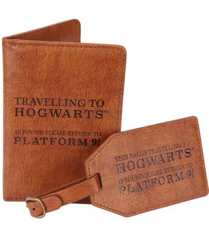Platform 9 3/4 Travel Accessory Set