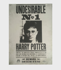 Undesirable No.1 Wall Print