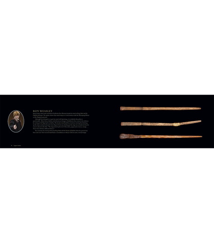 From the Films of Harry Potter - The Wand Collection