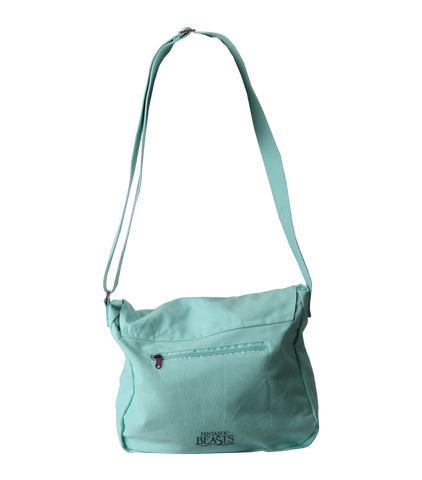 Wanded And Extremely Dangerous Canvas Satchel