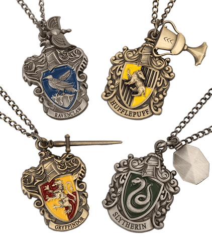 Slytherin House Crest Necklace