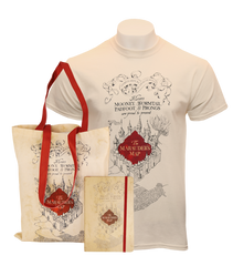 The Marauder's Map Gift Set