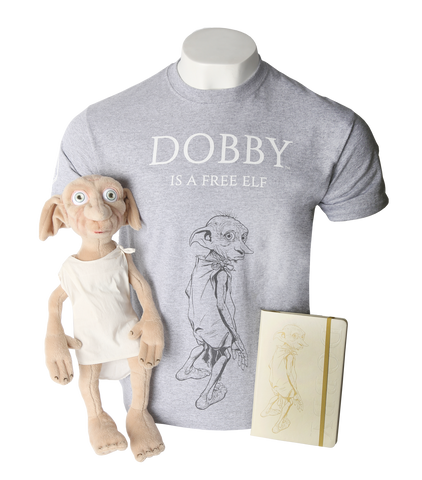 Dobby Soft Toy Gift Set