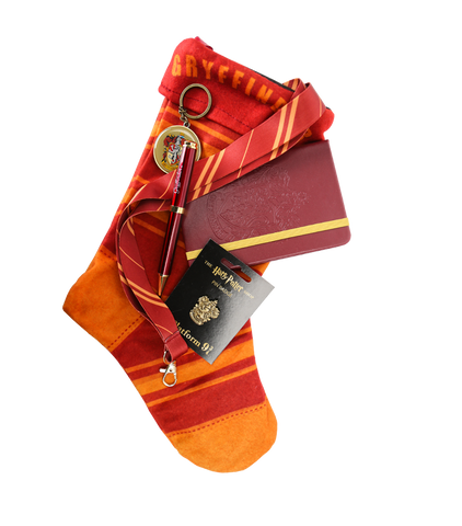 Gryffindor Accessories Stocking Gift Set