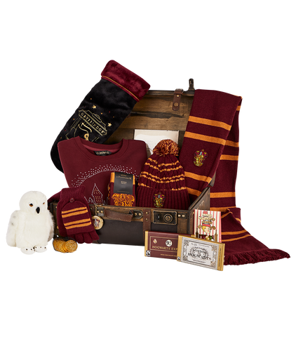Gryffindor Christmas Gift Trunk