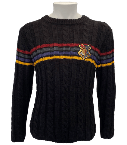 Hogwarts School Crest Knitted Sweater