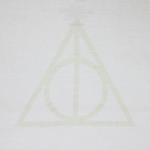 Deathly Hallows Colour Changing T-Shirt