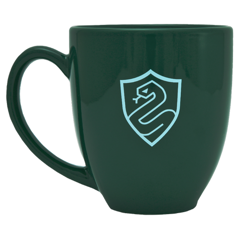 Slytherin House Crest Mug