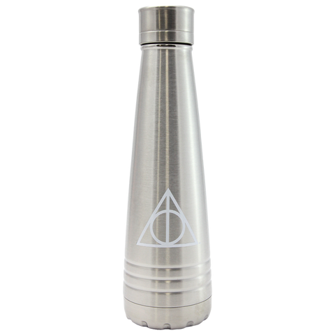 Deathly Hallows Stainless Steel Water Bottle