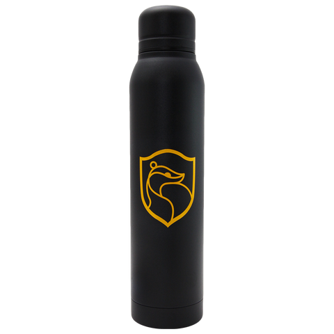 Hufflepuff House Crest Water Bottle