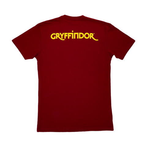 Gryffindor House Crest Youth Maroon T-Shirt