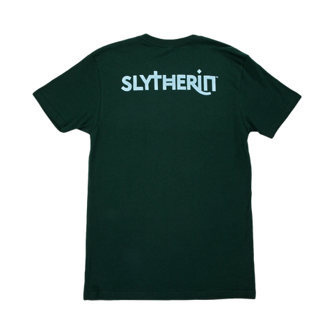 Slytherin House Crest Youth Green T-Shirt