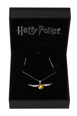 Swarovski The Golden Snitch Necklace