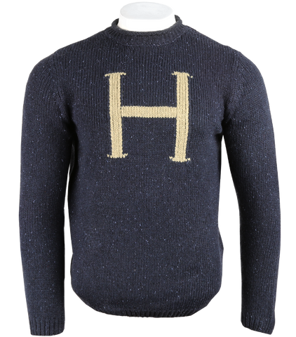 Harry Potter 'H' Replica Jumper