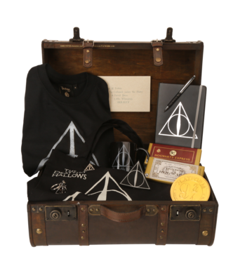 Deathly Hallows Gift Trunk