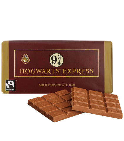 Platform 9 3/4 Chocolate Bundle
