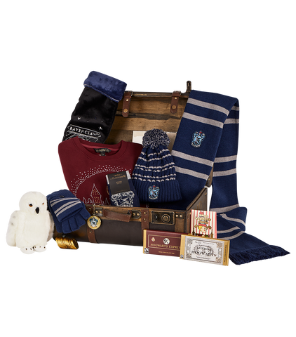 Ravenclaw Christmas Gift Trunk