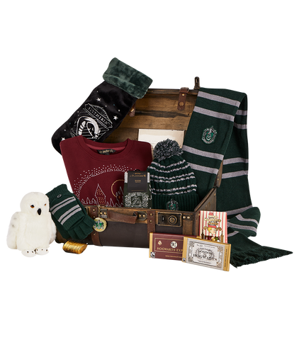 Slytherin Christmas Gift Trunk