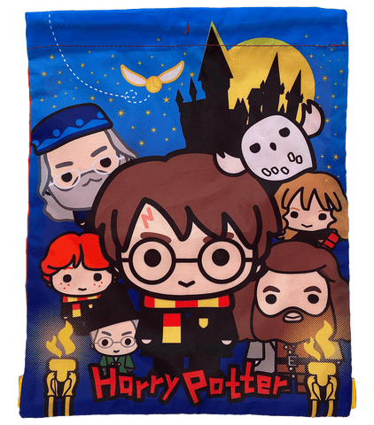 Harry Potter Kawaii Swim Bag