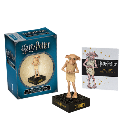 Talking Dobby & Collectible Book