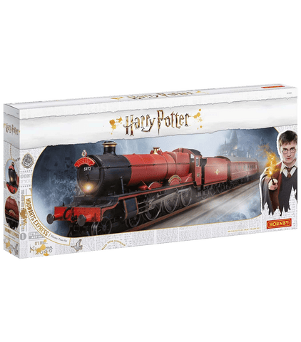 Hogwarts Express Train Set