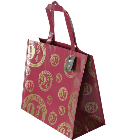 Platform 9 3/4 Waterproof Tote bag