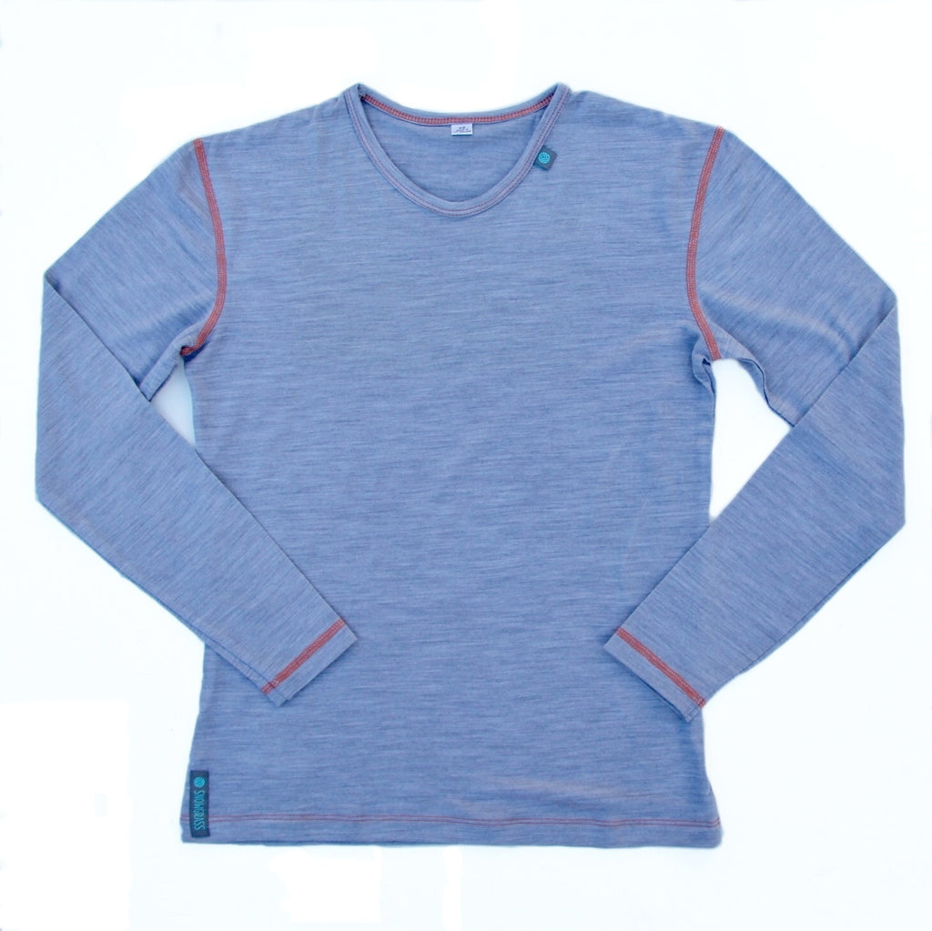 Womens Merino Wool Base Layer