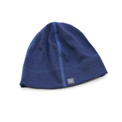 Blue Night Merino Wool Beanie