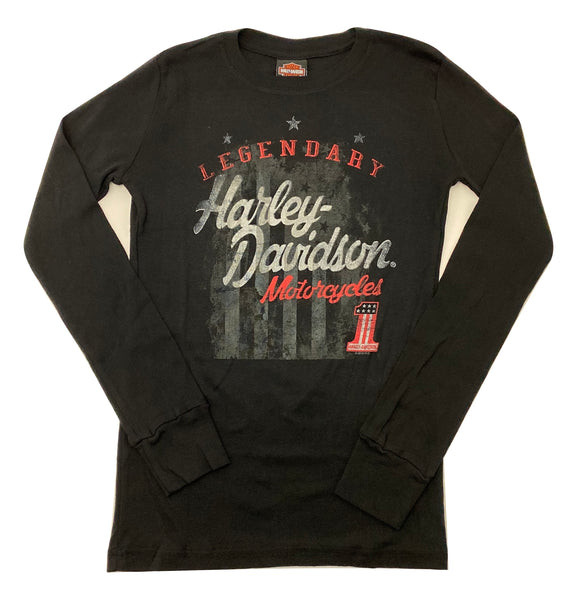 Chi-Town Harley-Davidson® Women's Ever Clear Long Sleeve