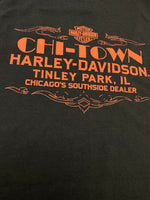 Chi-Town Harley-Davidson® Women's Too Hot Tank-Top