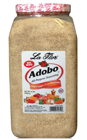 Adobo with Pepper - Institutional