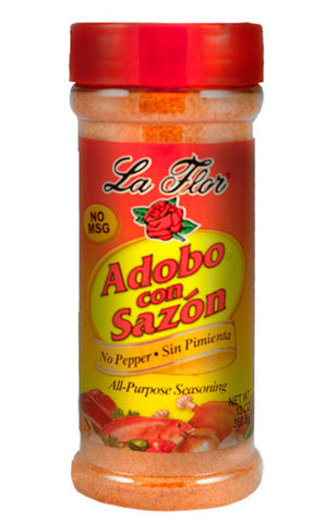 Adobo Con Sazon No Pepper - Family Size