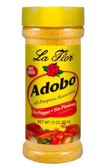 Adobo No Pepper - Family Size