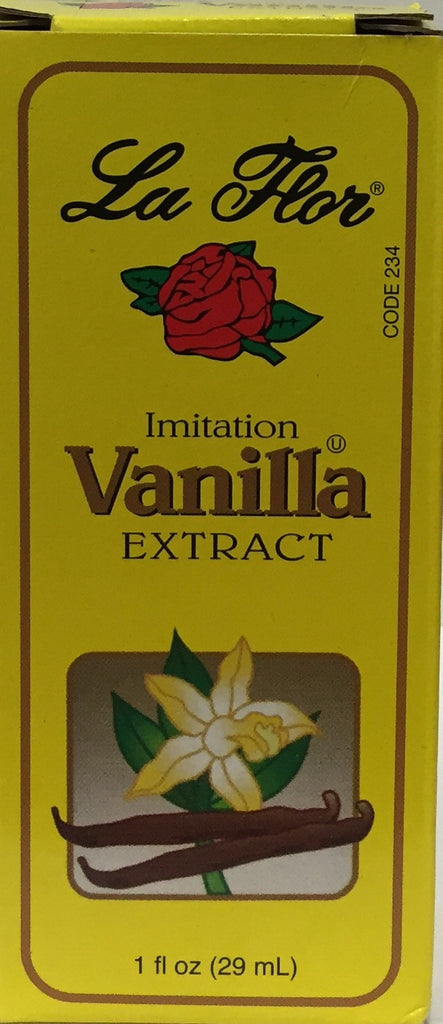 Vanilla Extract (Imitation-1oz) - Specialty