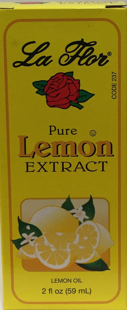 Lemon Extract - Specialty