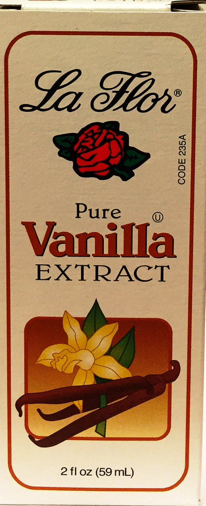 Vanilla Extract (Pure-2oz) - Specialty