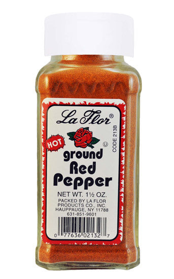 Red Pepper Ground - Medium
