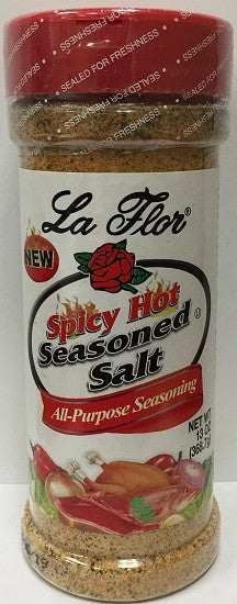 Seasoned Salt (Hot) - Family Size