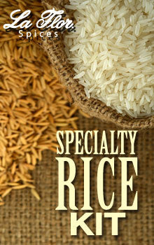 Speciality Rice Kit