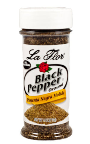 Black Peppper Ground - Economy