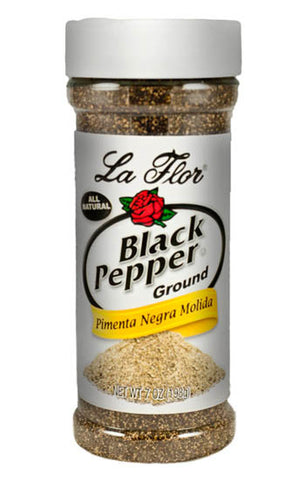 Black Pepper Ground - Large
