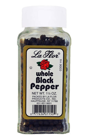 Black Pepper Whole - Medium
