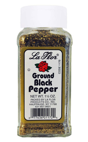 Black Pepper Ground - Medium
